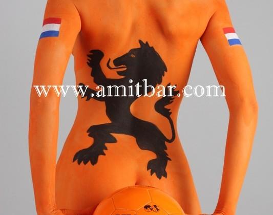 Amit Bar voetbal